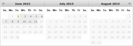 Calendar10days