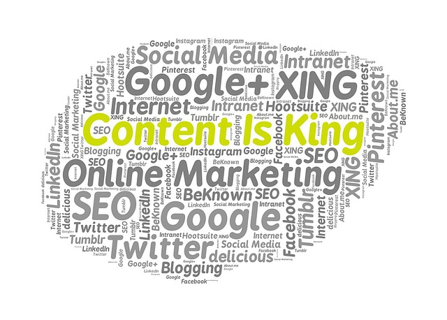 Content Marketing, Blogging