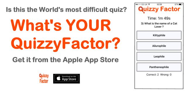 Quizzy Factor
