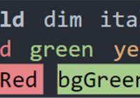 chalk node npm javascript