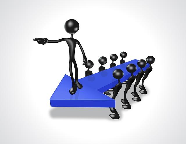 leader, management