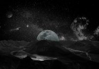 moon planet universe